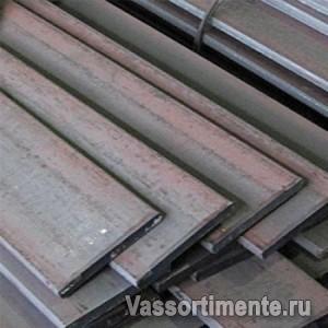 Полоса оцинкованная 100х10 мм ст.3 L=6м ГОСТ 9.307-89