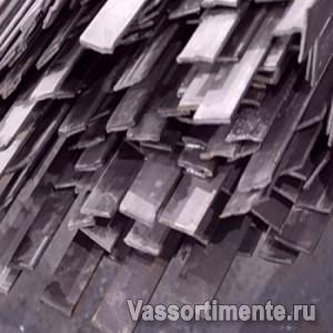 Полоса оцинкованная 40х10 мм ст.3 L=6м ГОСТ 9.307-89