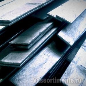 Полоса оцинкованная 45х8 мм ст.3 L=6м ГОСТ 9.307-89