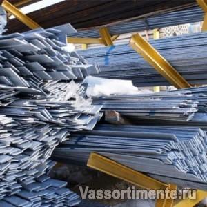 Полоса оцинкованная 50х6 мм ст.3 L=6м ГОСТ 9.307-89