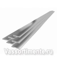 Полоса оцинкованная 75х6 мм ст.3 L=6м ГОСТ 9.307-89